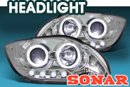 Sonar Lighting® - Head Lights Assembly