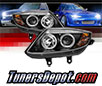 Sonar® Halo Projector Headlights (Black) - 03-08 BMW Z4 E85 (w⁄ HID Only)