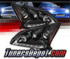 Sonar® DRL LED Projector Headlights (Black) - 04-06 Lexus RX330 (w/ HID Only)