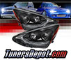 Sonar® DRL LED Projector Headlights (Black) - 12-14 Toyota Prius C