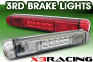 X3 Products® - 3rd Brake Lights
