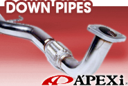 APEXi® - Down Pipes | Up Pipes