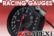 APEXi® - Racing Gauges