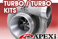 APEXi® - Turbo | Turbo Kits