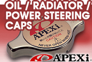 APEXi® - Oil-Radiator-Power Steering Caps