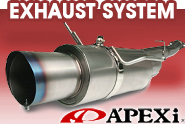 APEXi® - Exhaust System