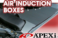 APEXi® - Air Induction Boxes
