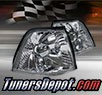 TD® Clear Corner Lights G2 (Euro Clear) - 92-98 BMW M3 4dr E36