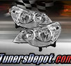 TD® Crystal Headlights (Chrome) - 07-10 Chrysler Sebring