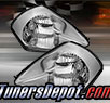 TD® Crystal Headlights (Chrome) - 00-05 Mitsubishi Eclipse