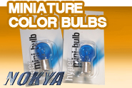 NOKYA® - Miniature Color Bulbs