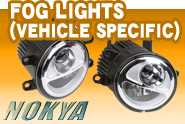NOKYA® - Fog Lights (Vehicle Specific)