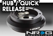 NRG® - Hub | Quick Release