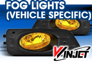 WINJET® - Fog Lights (Vehicle Specific)