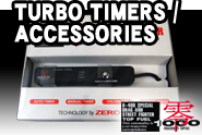 Top Fuel® - Turbo Timers | Accessories