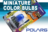 Polarg® - Miniature Color Bulbs