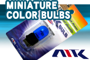 MTK® - Miniature Color Bulbs