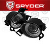 Spyder® Halo Projector Fog Lights (Clear) - 04-06 Nissan Quest