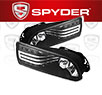 Spyder® LED Fog Lights (Clear) - 05-10 Scion tC