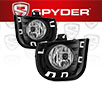 Spyder® OEM Fog Lights (Clear) - 14-16 Scion tC (Factory Style)