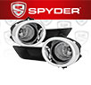 Spyder® OEM Fog Lights (Clear) - 08-10 Toyota Highlander (Factory Style)