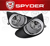 Spyder® OEM Fog Lights (Clear) - 12-14 Toyot Yaris 3/5 Dr. (Factory Style)