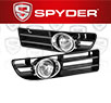 Spyder® OEM Fog Lights (Clear) - 99-05 VW Volkswagen Jetta (Factory Style)