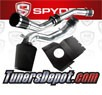 Spyder® Cold Air Intake System (Polish) - 08-15 Mitsubishi Lancer Turbo 2.0L 4cyl Evolution X Evo 10 (With Upper Intercooler Piping)