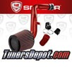 Spyder® Cold Air Intake System (Red) - 02-06 Nissan Altima 3.5L V6
