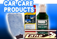 Lanes® - Car Care Products