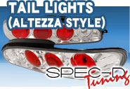 SPEC-D® - Tail Lights (Altezza Style)