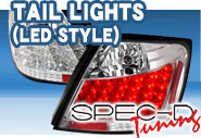 SPEC-D® - Tail Lights (LED Style)
