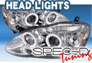 SPEC-D® - Head Lights Assembly
