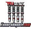 TruHart Street MAX Coilovers - 94-01 Acura Integra