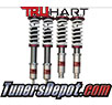 TruHart Street MAX Coilovers - 03-08  Acura TSX