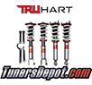 TruHart Street Plus Coilovers - 08-13  Infiniti G37 Coupe
