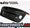 VIS CSL Style Carbon Fiber Trunk - 09-11 BMW 328i 4dr Sedan E90