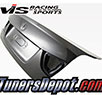VIS OEM Style Carbon Fiber Trunk - 09-11 BMW 328i 4dr Sedan E90