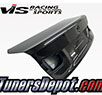 VIS OEM Style Carbon Fiber Trunk - 13-15 BMW 328i 4dr Sedan F30
