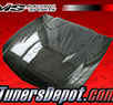 VIS OEM Style Carbon Fiber Trunk - 74-78 Ford Mustang