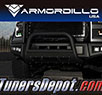 Armordillo® MS Series Bull Bar (Matte Black) - 99-06 Chevy Silverado 2500/3500