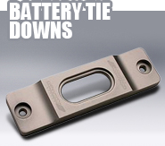 Battery Tie Downs