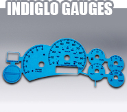 Indiglo Gauges
