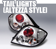 Tail Lights (Altezza Style)