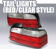 Tail Lights (Red|Clear Style)