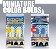 Miniature Color Bulbs
