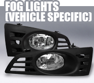 Fog Lights (Vehicle Specific)