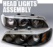 Head Lights Assembly