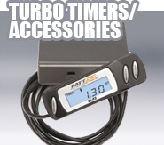 Turbo Timers | Accessories