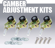 Camber Adjustment Kits